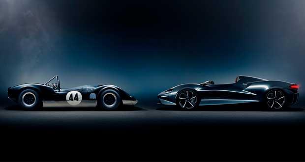 McLaren apresenta seu modelo do futuro se espelhando no passado de glória