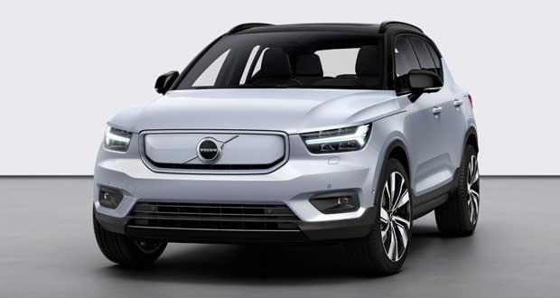 Com vocês, o futuro da Volvo! XC40 Recharge