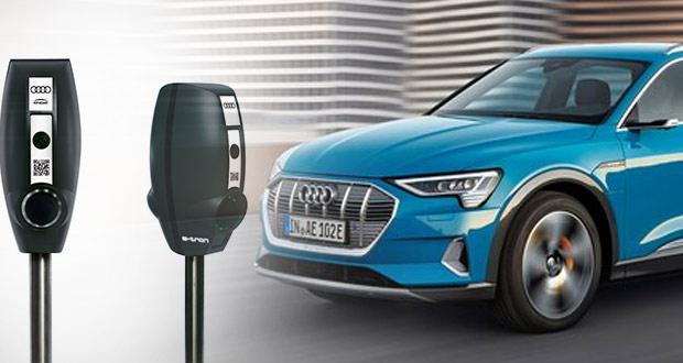 Audi investirá R$ 10 milhões em infraestrutura de recarga de veículos elétricos no Brasil