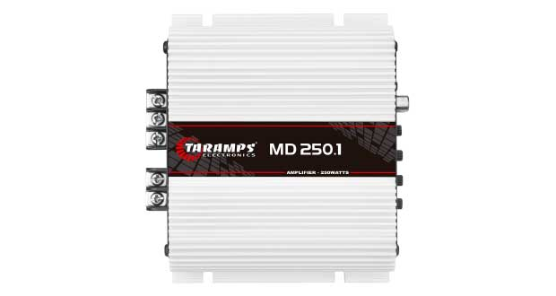 Amplificador MD 250.1, da Taramps
