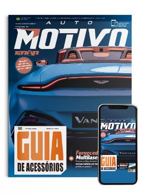 Capa da edição 150, de março de 2020, da Revista AutoMOTIVO
