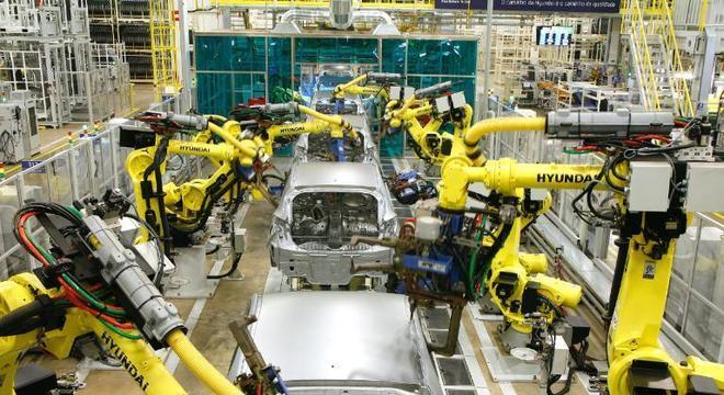 Hyundai retoma parcialmente a produção na fábrica de Piracicaba