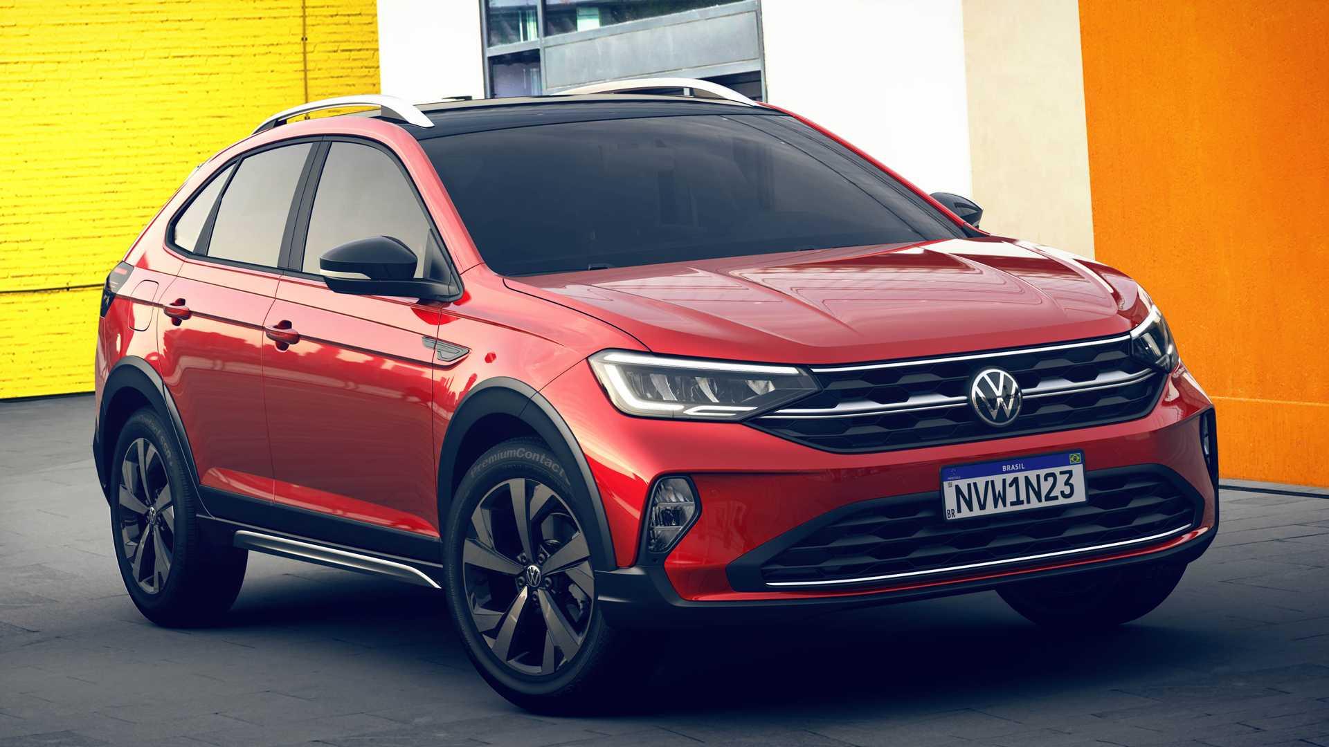 Novo Crossover Volkswagen Nivus chega às concessionárias no fim de junho para completar a linha
