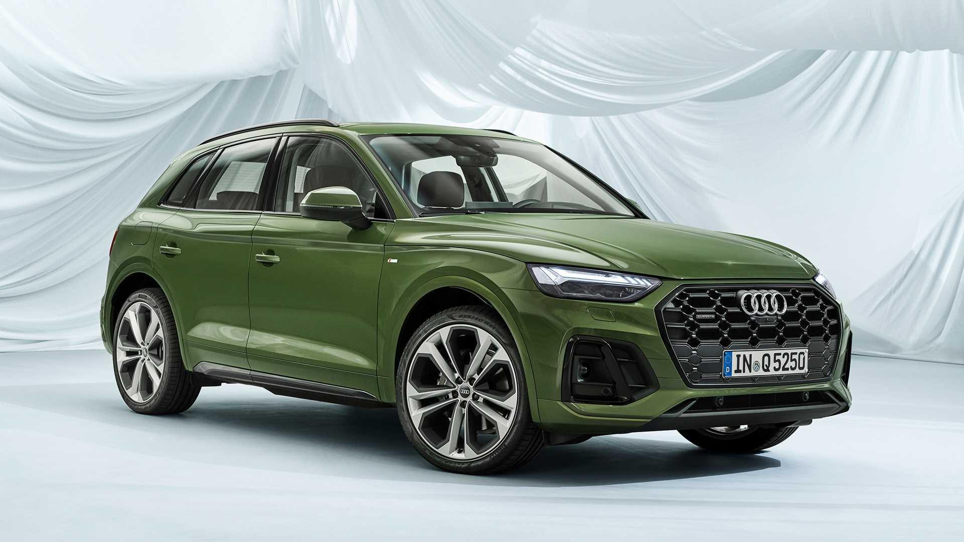 Audi Q5 ganha motor híbrido e novo estilo na Europa