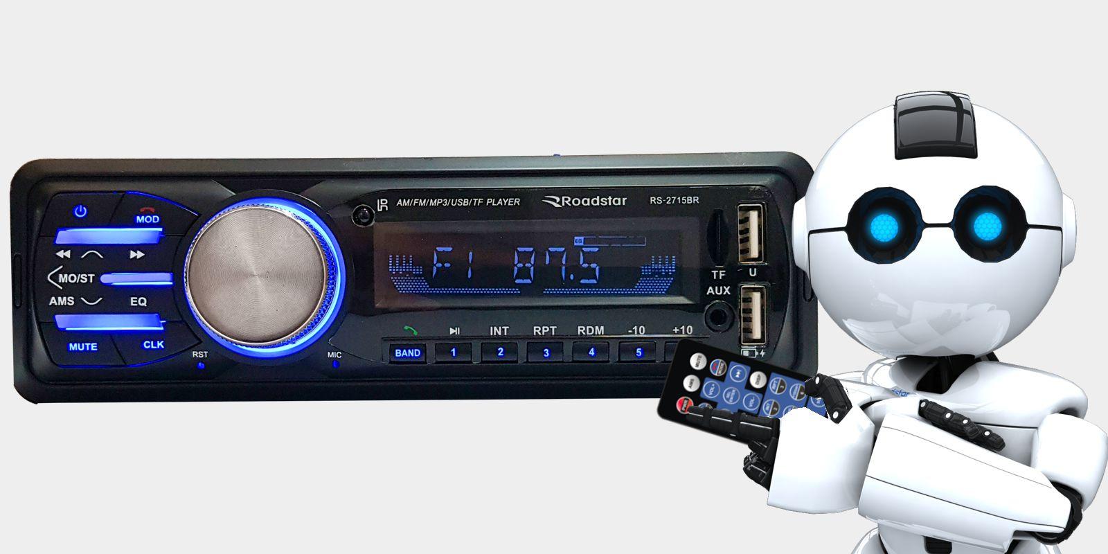 Roadstar lança linha de som com preços acessíveis