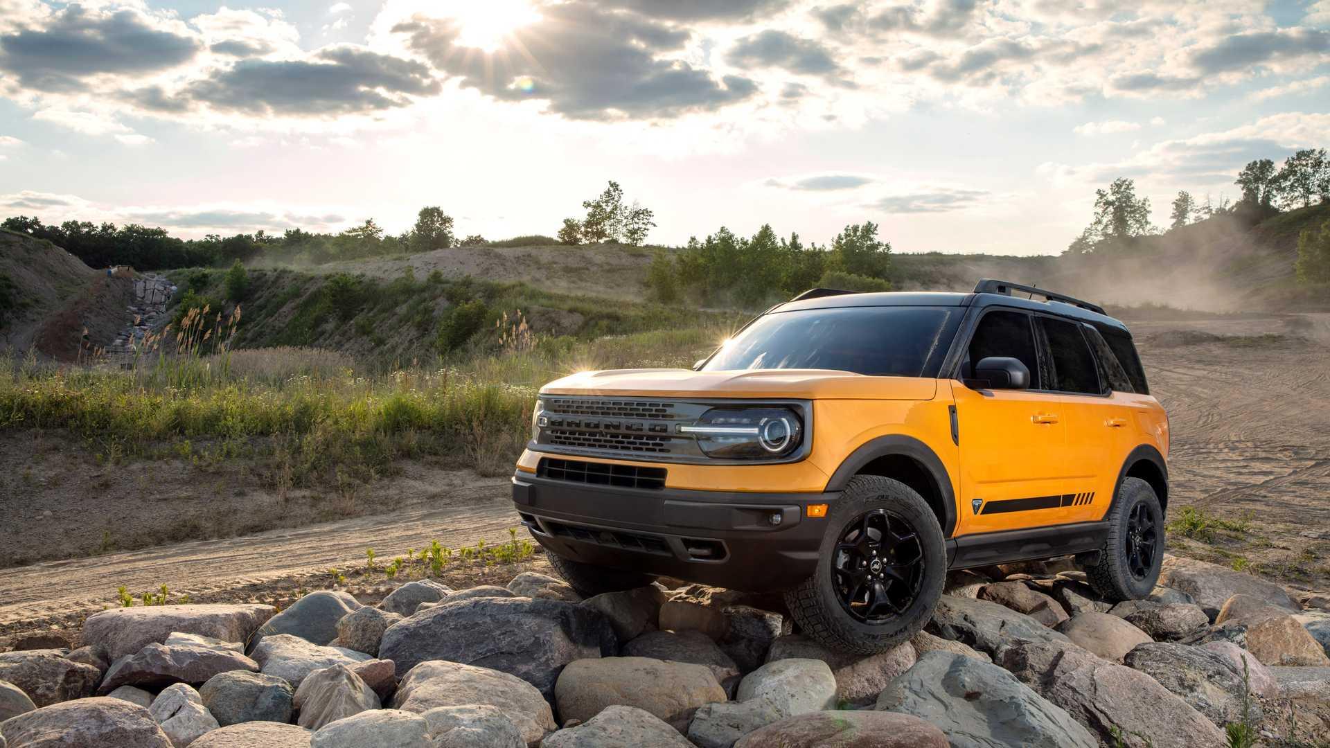 Ford Bronco Sport 2021 é apresentado nos Estados Unidos