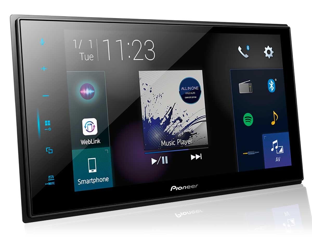 Pioneer lança multimídia receiver exclusiva para o Nissan Kicks