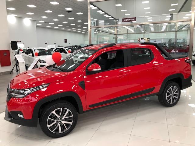 Nova Fiat Strada já teve 6.000 unidades vendidas