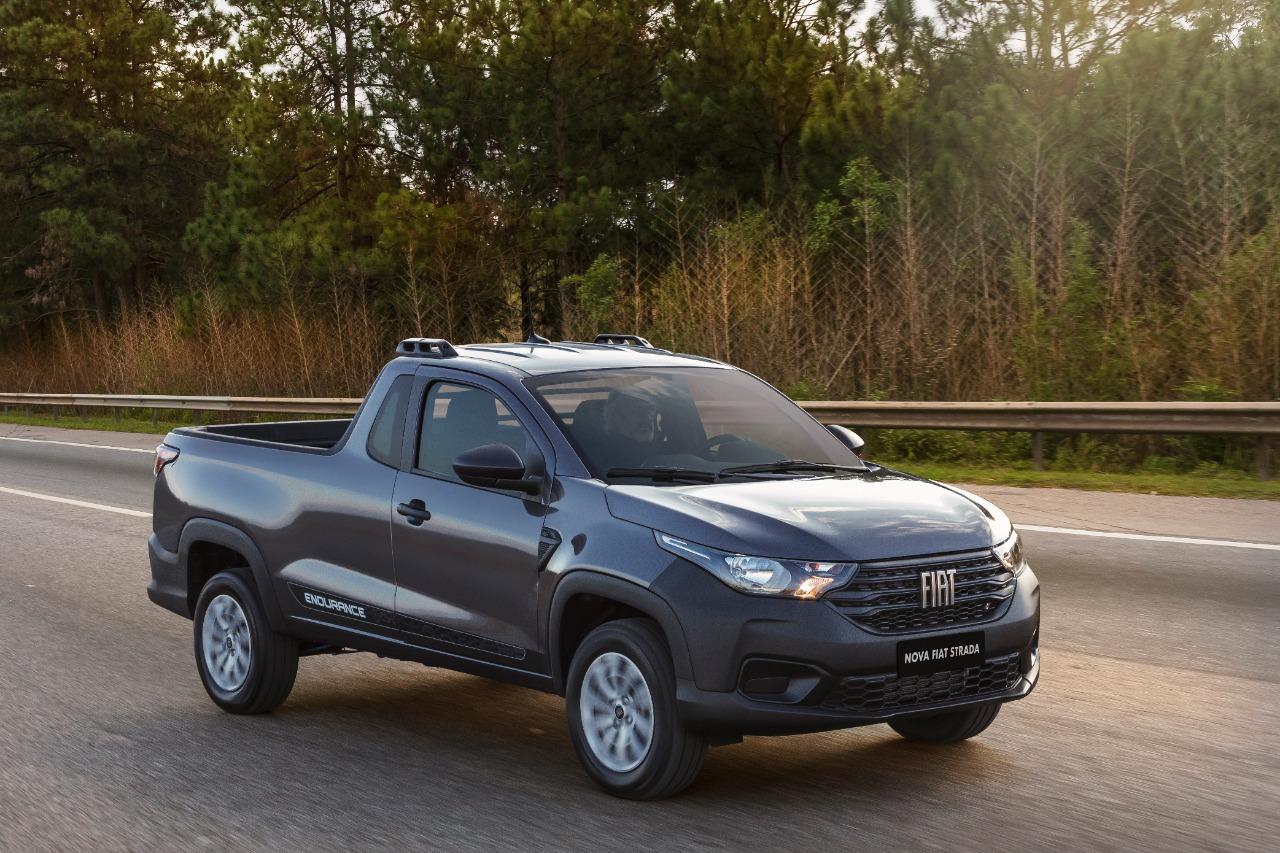 Fiat Strada supera Onix em prévia dos mais vendidos: confira