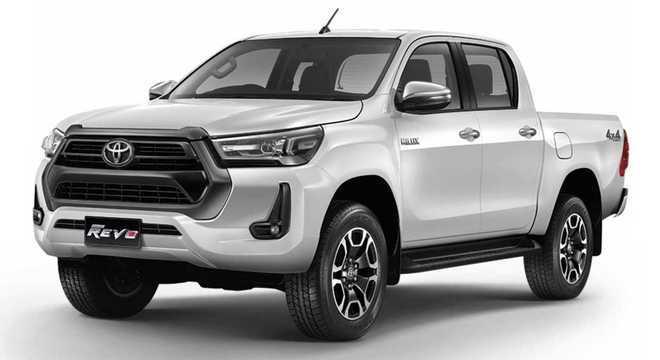 Toyota abre novo turno para produzir Hilux na Argentina