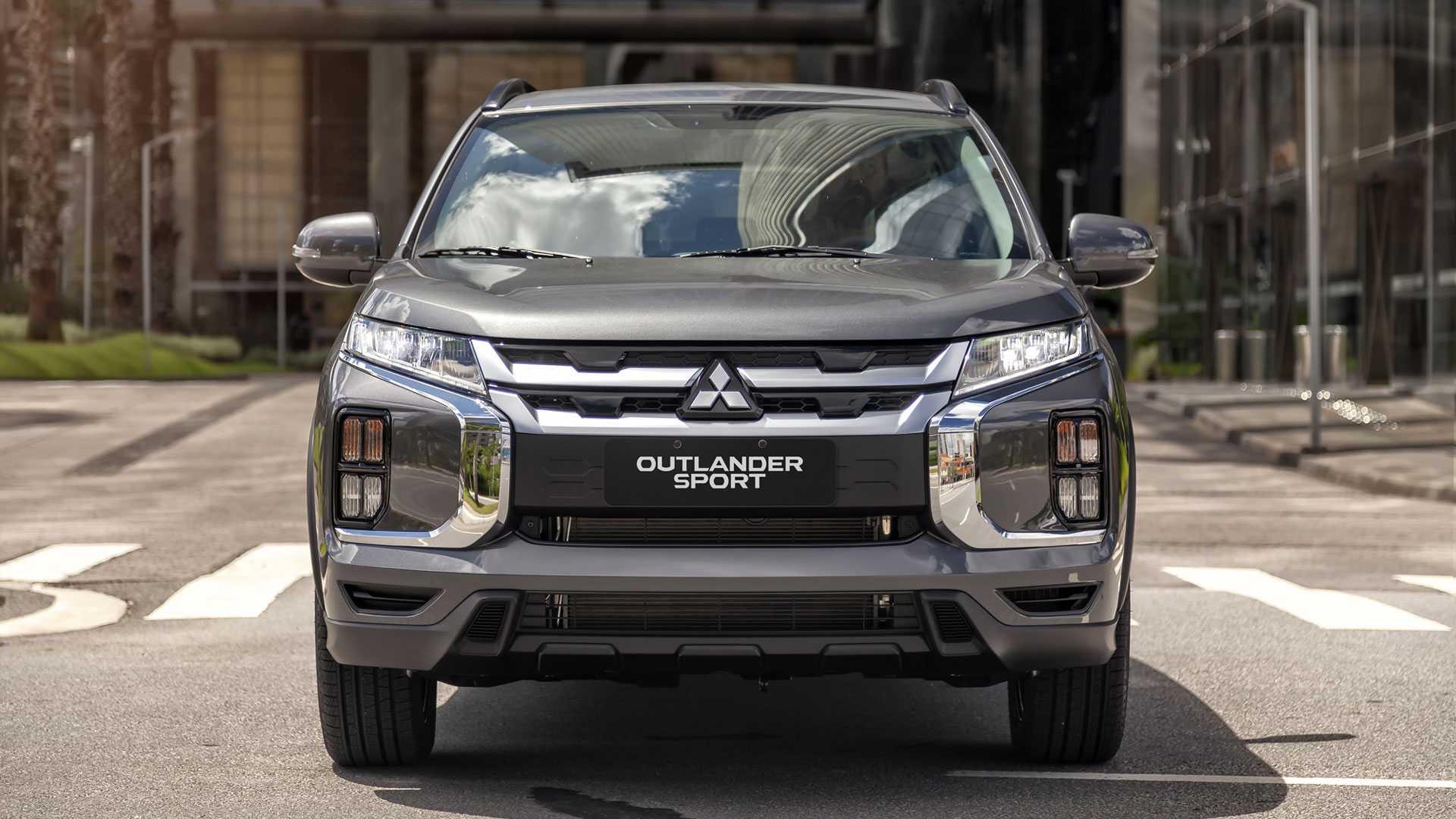Outlander Sport chega como nova opção ao ASX da Mitsubishi