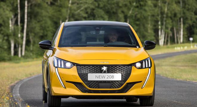 Peugeot confirma novo 208 com motor 1.6 aspirado no Brasil