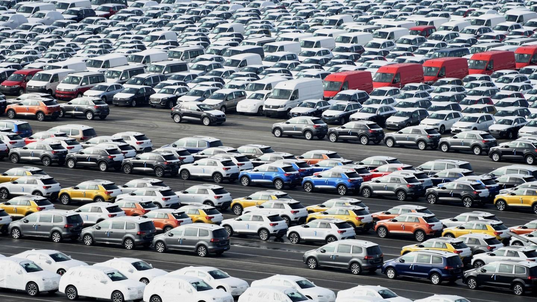 Vendas de veículos cresceram mais 7,3% em agosto