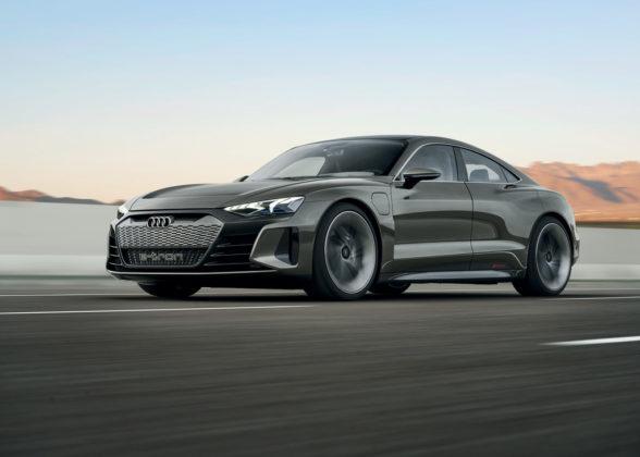 Audi confirma e-Tron GT no Brasil em 2021