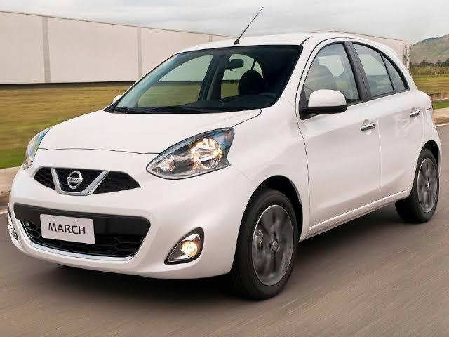 Nissan March tem produção encerrada no Brasil