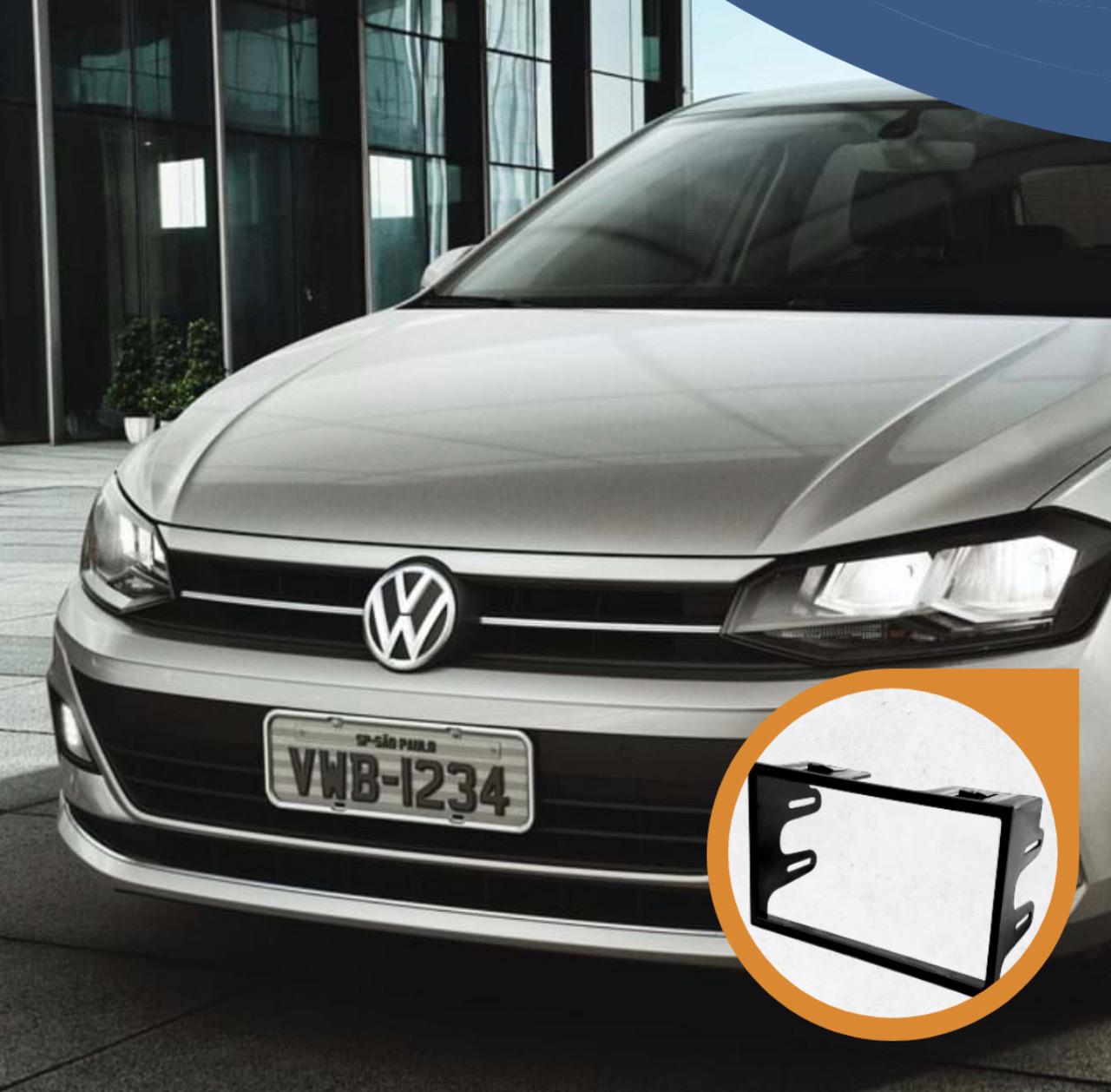 Permak lança moldura 2 Din para Polo, Golf e Fiesta