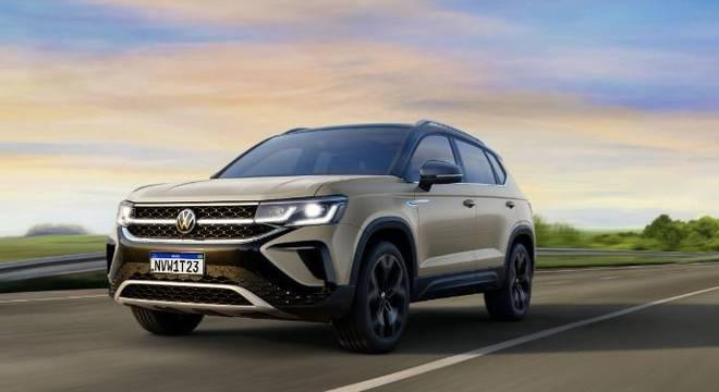VW Taos: novo SUV chega em 2021