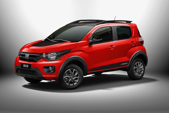 Fiat Mobi 2021 ganha nova versão e fica mais caro