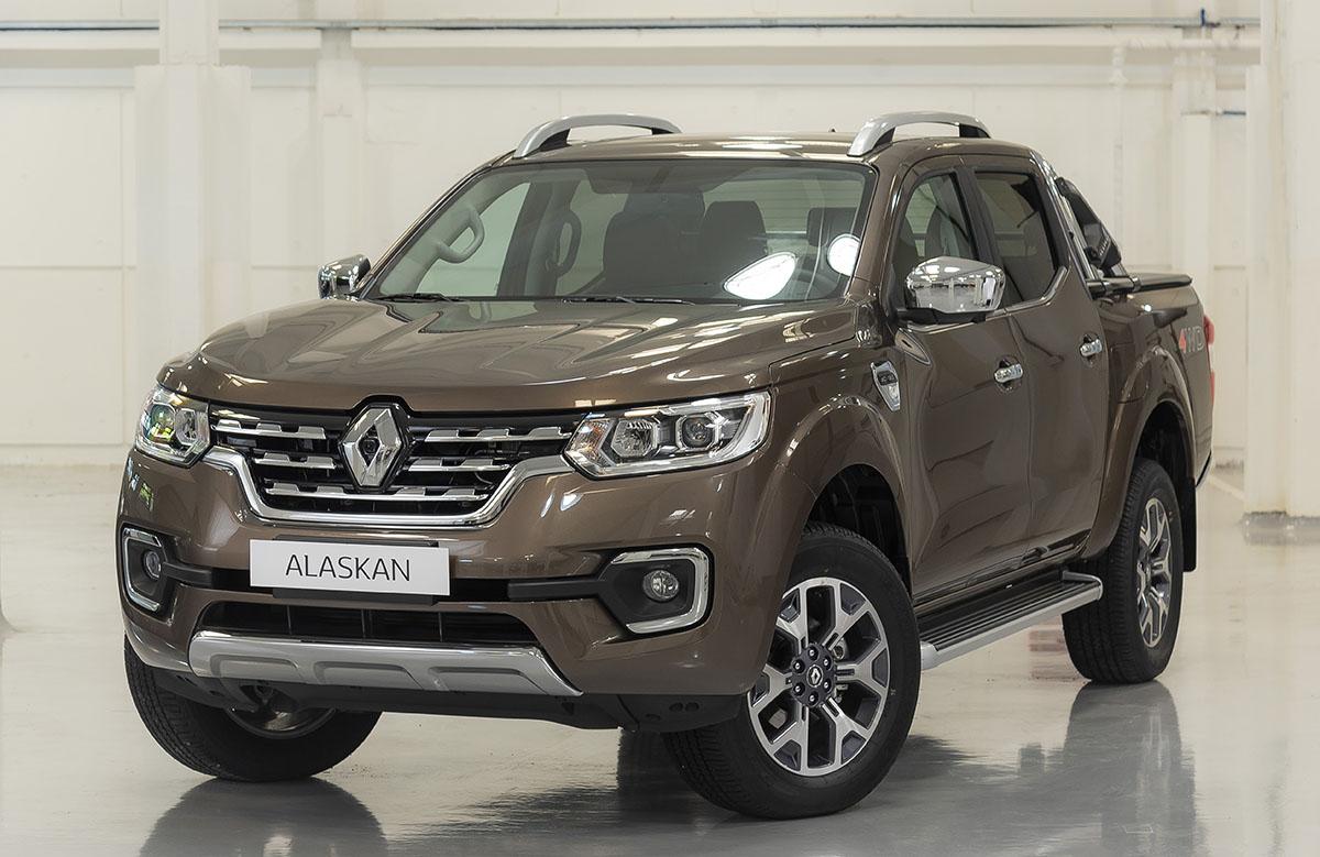 Renault Alaskan tem vendas iniciadas na Argentina: e aqui no Brasil?