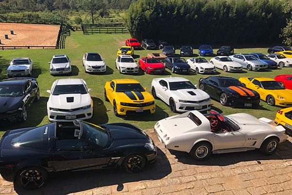 Novembro sinaliza a Retomada de Encontros de   Carros Esportivos.