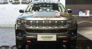 Compass surge com novo interior e discreto facelift na China