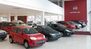 Fiat lidera vendas e GM é segunda colocada na quinzena