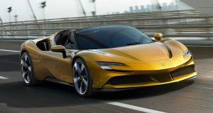 Ferrari SF90 Stradale com motor de 1.000cv é apresentada