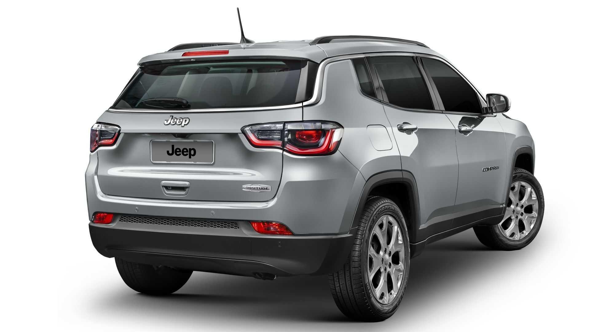 Jeep Compass 2021 ficou mais caro: veja
