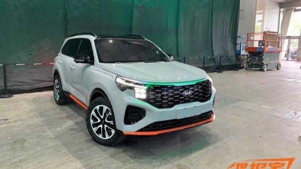 Futuro Kia Sportage aparece na China