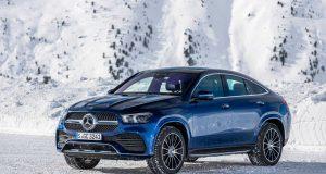 Mercedes GLE coupé entra em pré-venda no país