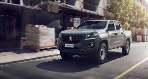 Peugeot confirma pick-up Landtrek que chega só em 2022