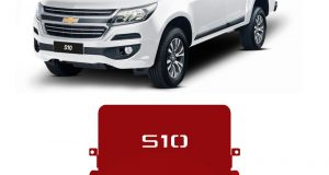 Protetor de cárter C&K para Chevrolet S10