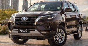 Toyota apresenta SW4 2021: modelo chega a R$ 314,7 mil