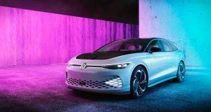 Volkswagen confirma ID. Space Vizzion