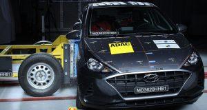 Ford Ka e Hyundai HB20 vão mal em testes de impacto