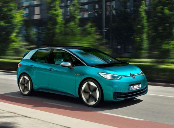 Volkswagen projeta popular elétrico de R$ 127 mil