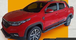 C&K lança Estribo Extreme para nova Fiat Strada