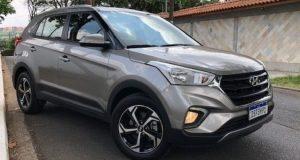 Hyundai reajusta preço do Creta 2021