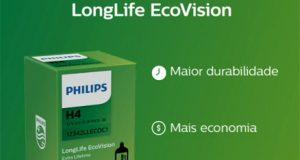 Philips apresenta nova linha LongLife Ecovision