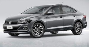 Volkswagen Virtus tem novo reajuste de preço e parte de R$ 76 mil