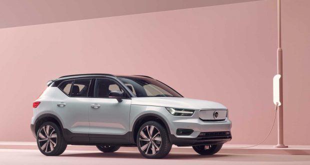 Até 2030 Volvo pretende vender apenas carros elétricos