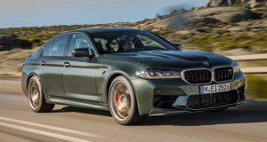 M5 CS é lançada na Europa pela BMW; bólido é o mais potente da marca