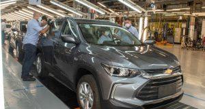 GM atinge a marca de 17 milhões de veículos fabricados no país