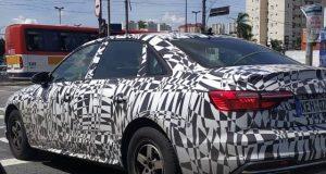 Audi Q5 e A4 são flagrados em testes em São Paulo