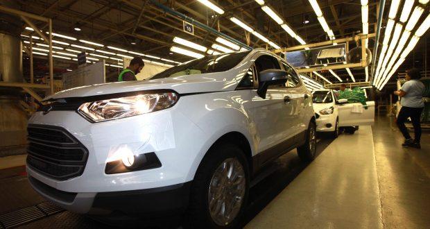 Empresas chinesas podem comprar fábrica da Ford em Camaçari
