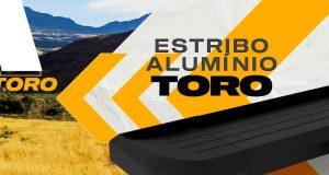 C&K Acessórios destaca Estribo de Alumínio para Fiat Toro