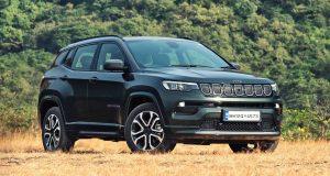 Antes da estreia no Brasil, novo Jeep Compass é lançado na Índia