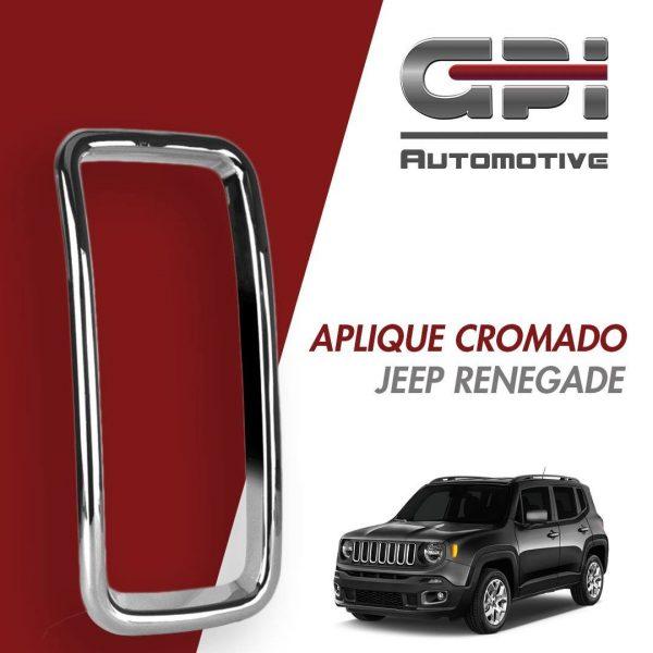 GPI lança Aro Moldura da Grade para o Jeep Renegade