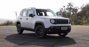 No Brasil, Jeep Renegade bateu a marca de 300 mil unidades vendidas