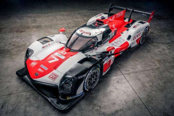 Hipercarro GR010 Hybrid é revelado pela Toyota Gazoo Racing